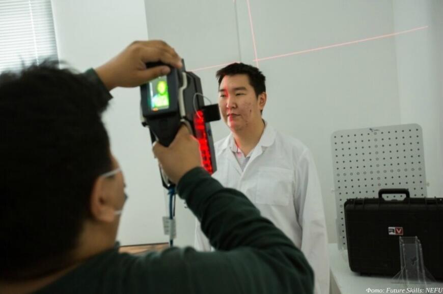 Якутские инженеры разработали арктический 3D-сканер