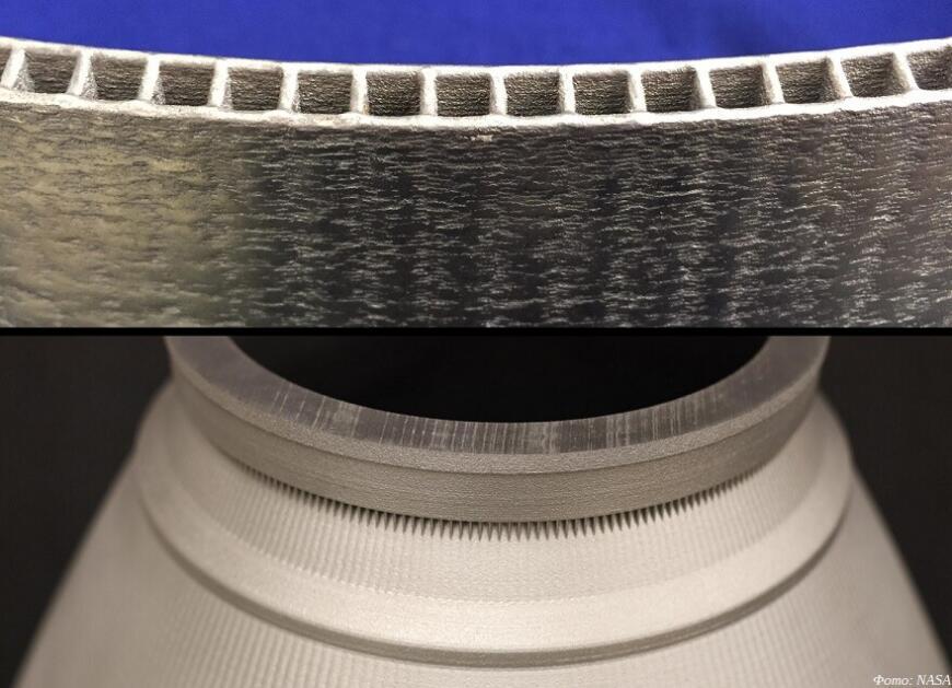 Двигатели сверхтяжелых ракет-носителей SLS могут получить 3D-печатные детали