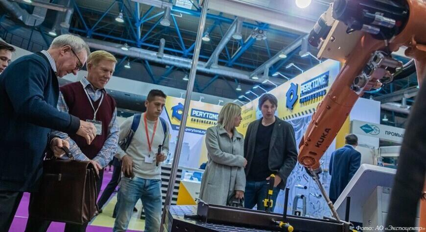Российская промышленная неделя: максимальные возможности для демонстрации промышленного оборудования