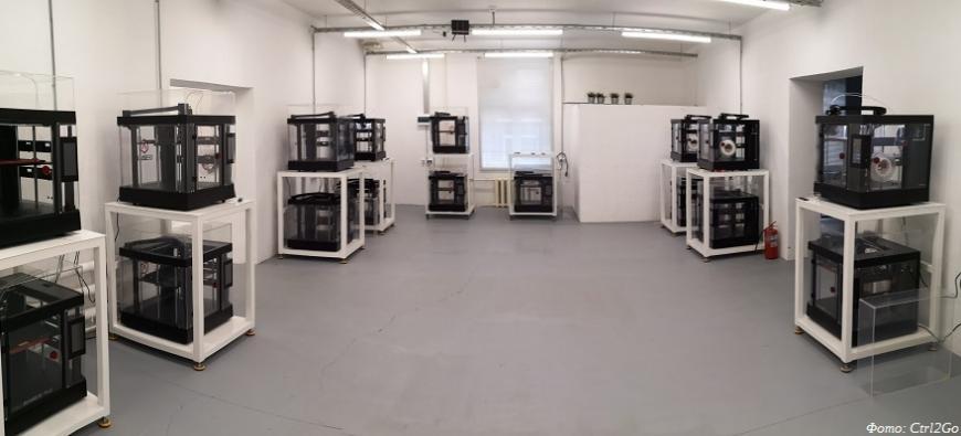 Ctrl2Go готова приступить к 3D-печати необходимых медицинских комплектующих