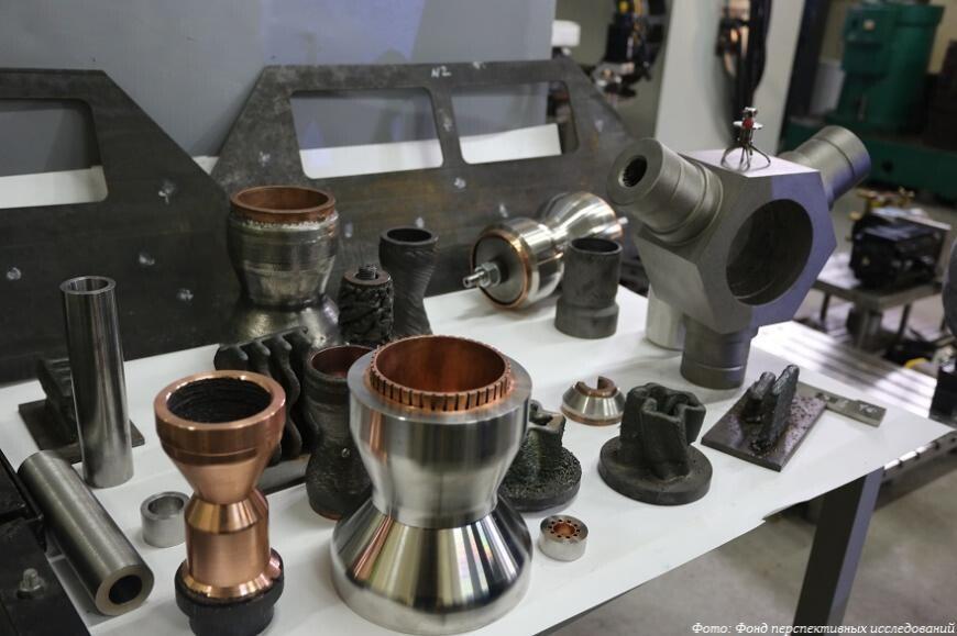 Брянские ученые предлагают печатать танчики