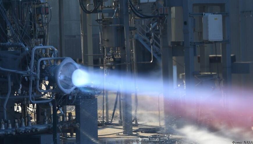 3D-печатные компоненты ракетного двигателя выдержали 23 огневых испытания