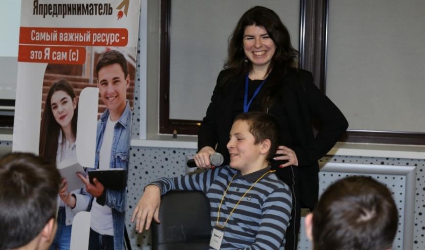 В Подмосковье пройдут бизнес-форумы старшеклассников «Япредприниматель!»