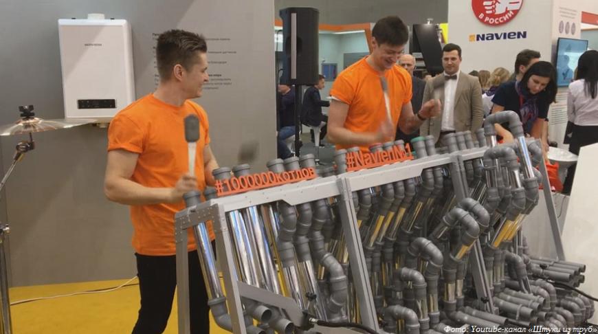 Фаблаб петербургского политеха проводит музыкальный флешмоб для креативных инженеров
