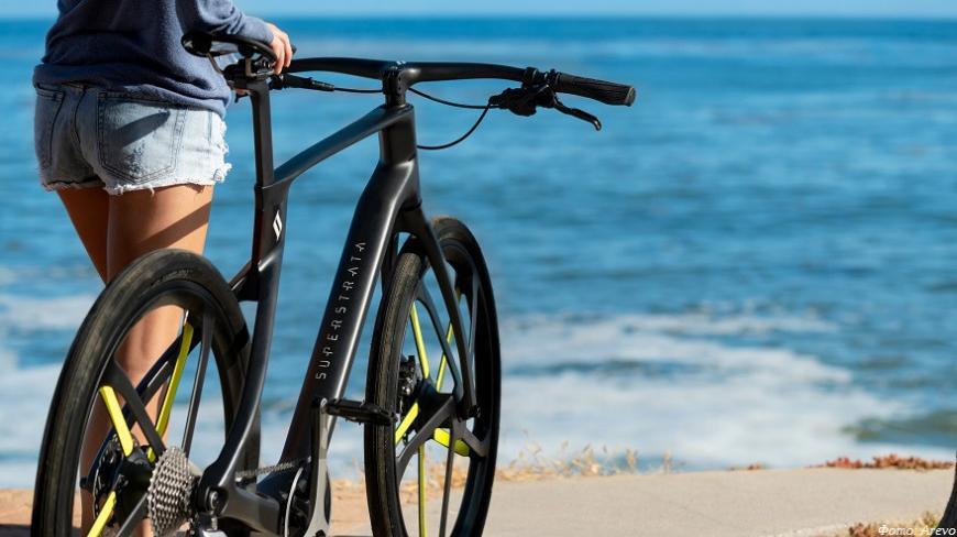Калифорнийский стартап предлагает велосипеды с 3D-печатными углепластиковыми рамами