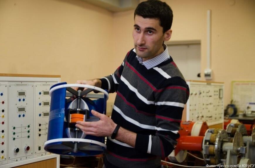 Аспирант ЮУрГУ использует технологии 3D-печати в разработке мини-ГЭС
