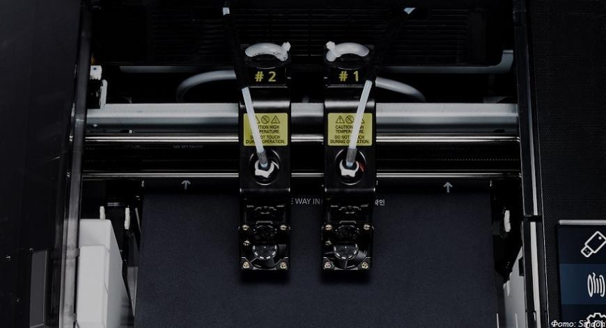 Rize предлагает настольный 3D-принтер для печати композиционными филаментами
