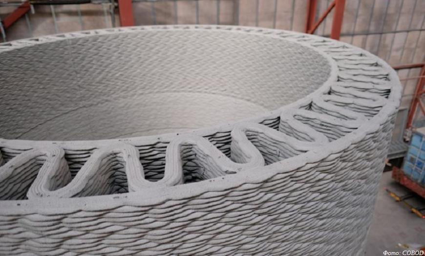 GE работает над рекордно высокими ветрогенераторами с 3D-печатными башнями