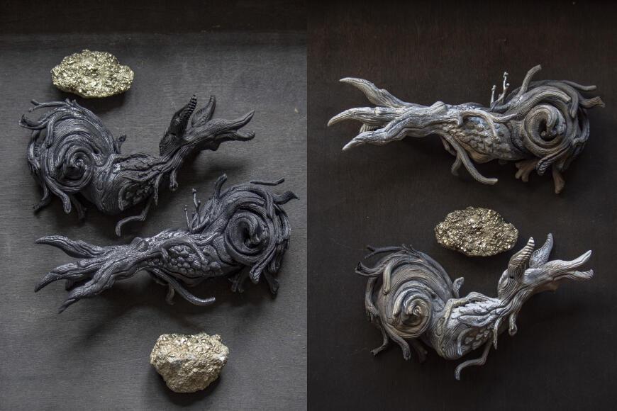 Дракон-Дом шкатулка -