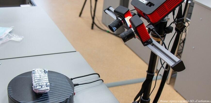 Компания «Глобатэк» помогла СПТ подготовить мастерскую «Аддитивное производство»