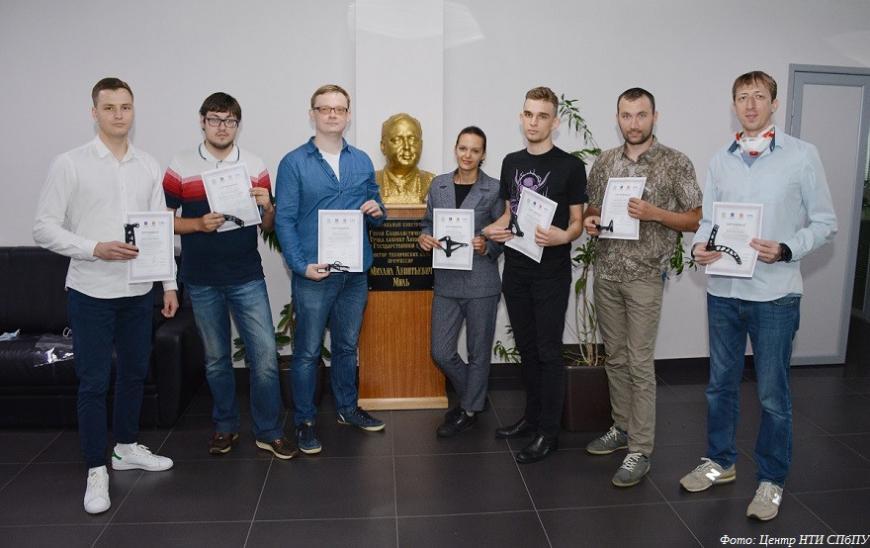 Специалисты «Вертолетов России» изучают 3D-печать и бионический дизайн в Центре НТИ СПбПУ