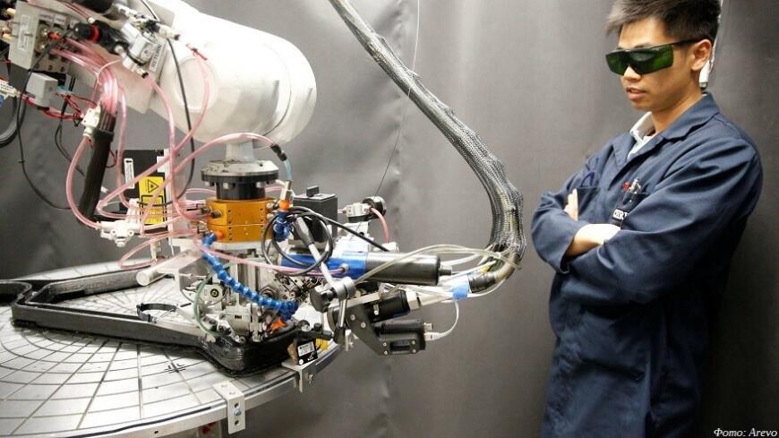Arevo анонсировала новый 3D-принтер для печати армированными полимерами, планирует построить огромную аддитивную фабрику