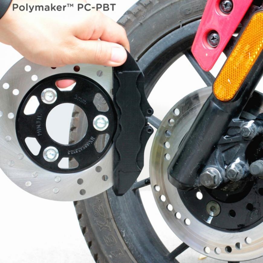 Polymaker предлагает три новых материала для 3D-печати