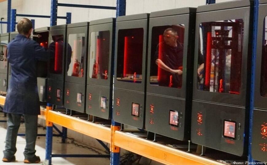 BASF и Photocentric предлагают первые «дневные» фотополимеры семейства Ultracur3D EPD