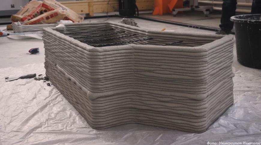 В Университете Иннополис разрабатывают тросовый строительный 3D-принтер