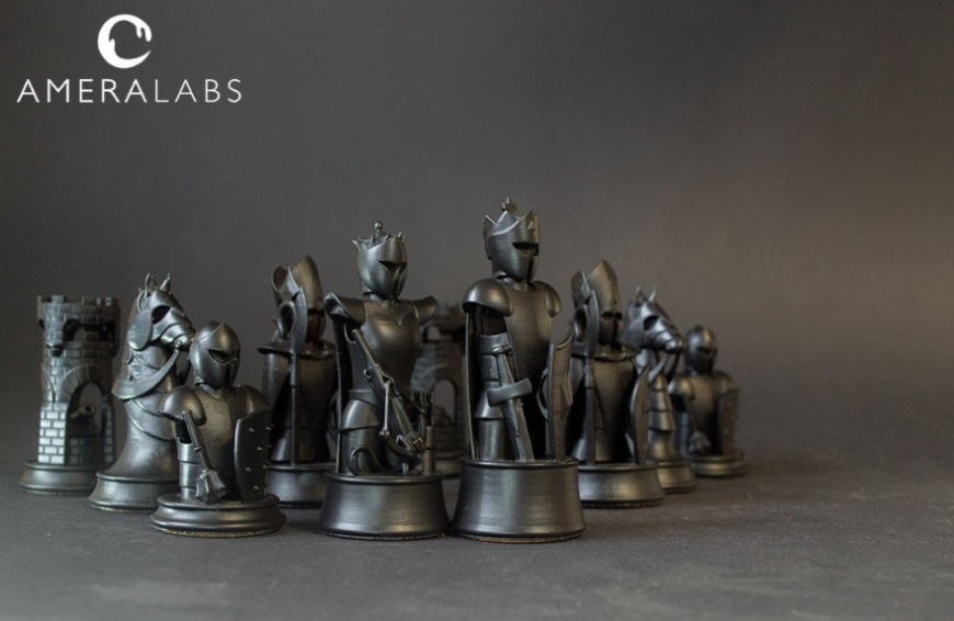 Zortrax пополняет Z-SUITE профилями фотополимеров стороннего производства для 3D-принтеров Inkspire