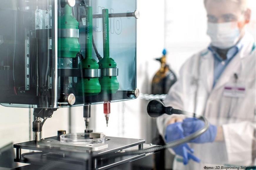 KFC и 3D Bioprinting Solutions работают над 3D-печатным фастфудом