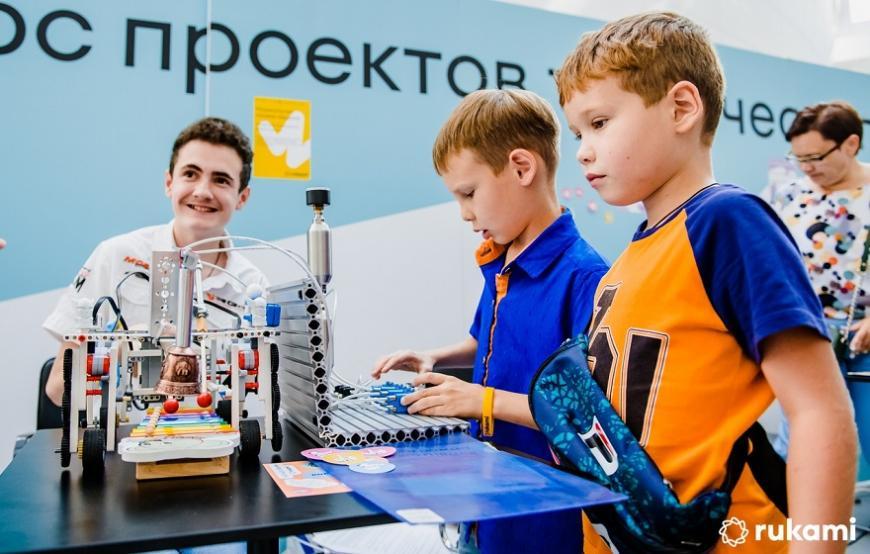 Rukami открывает всероссийский конкурс проектов технического творчества