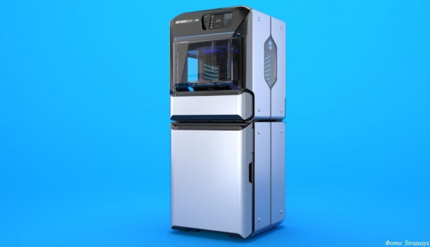 Stratasys снижает ценовую планку цветной фотополимерной 3D-печати