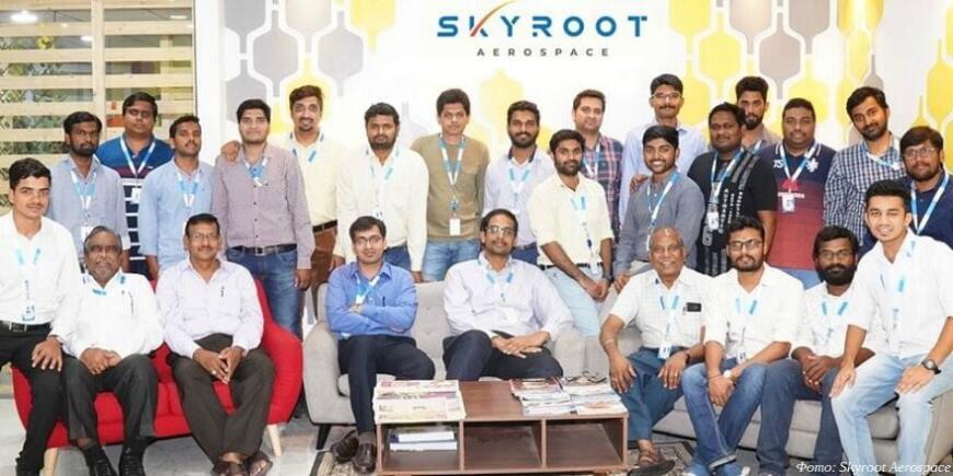 Индийский космический стартап продемонстрировал 3D-печатный ракетный двигатель