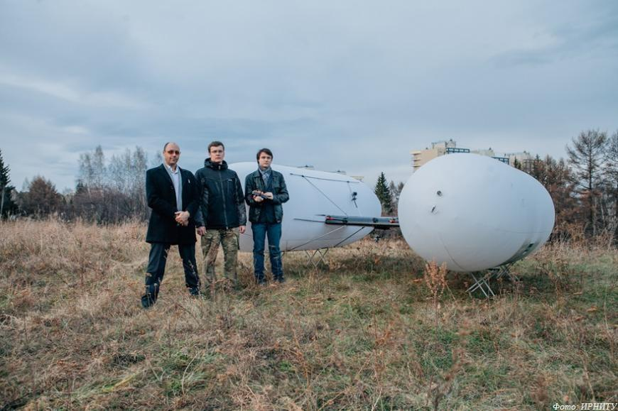 Новозеландские инженеры сконструировали дешевый 3D-печатный дроножабль