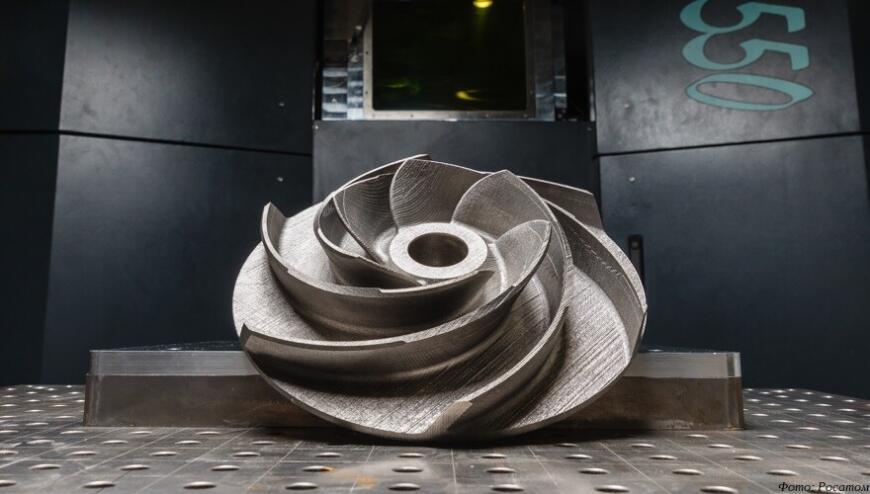 В ЦНИИТМАШ введен в эксплуатацию новый участок по сборке промышленных 3D-принтеров