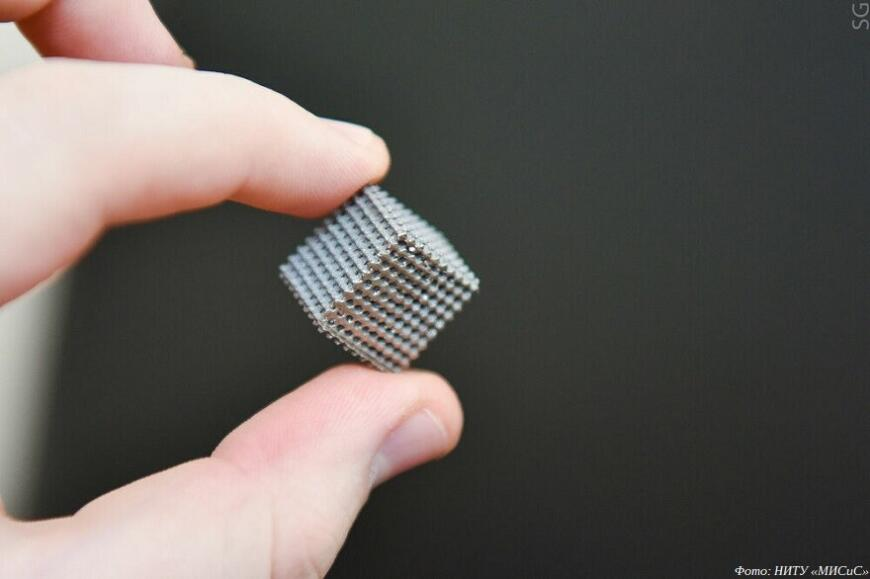 Ученые НИТУ «МИСиС» улучшили технологию 3D-печати алюминием за счет отходов нефтедобычи