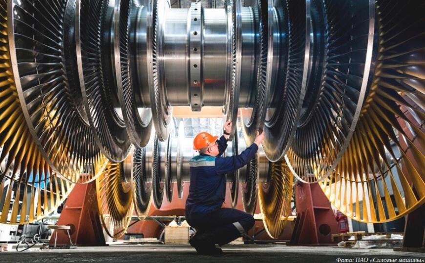 Компания «Силовые машины» опробует 3D-печать в производстве лопаток газовых турбин