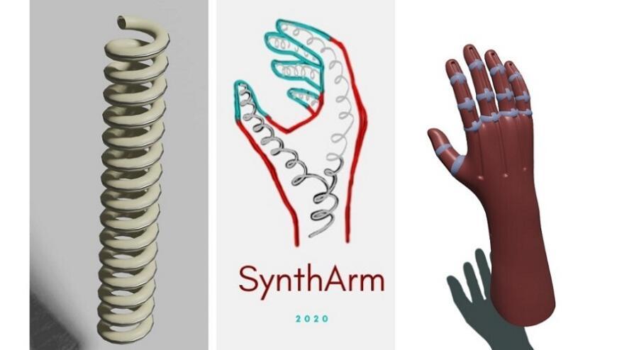 Студент ПГНИУ разрабатывает протез руки с искусственными мышцами