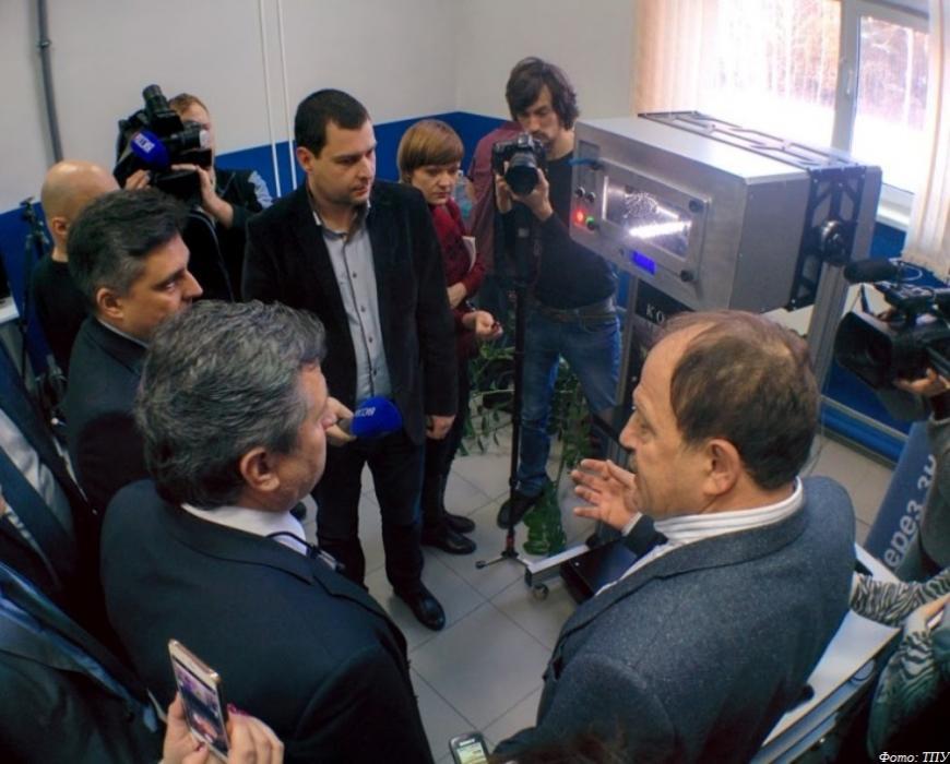Томский политех приступит к изготовлению макета космического 3D-принтера