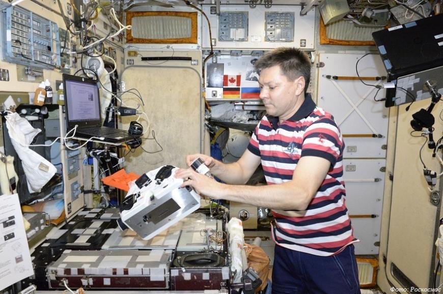 На борту МКС ввели в эксплуатацию американский биомедицинский 3D-принтер