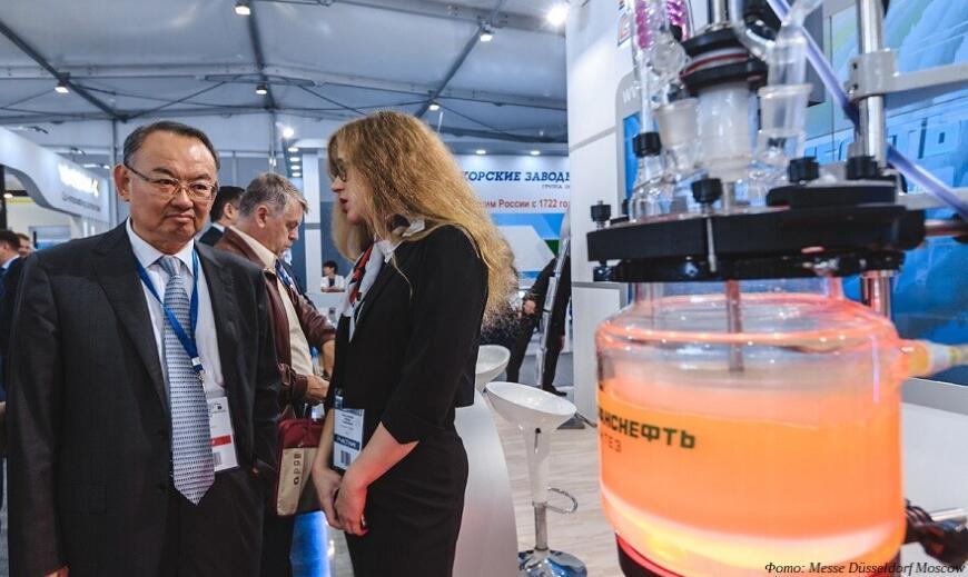 Messe Düsseldorf Moscow приглашает на выставку «Интерпластика Meeting Point Казань 2020»