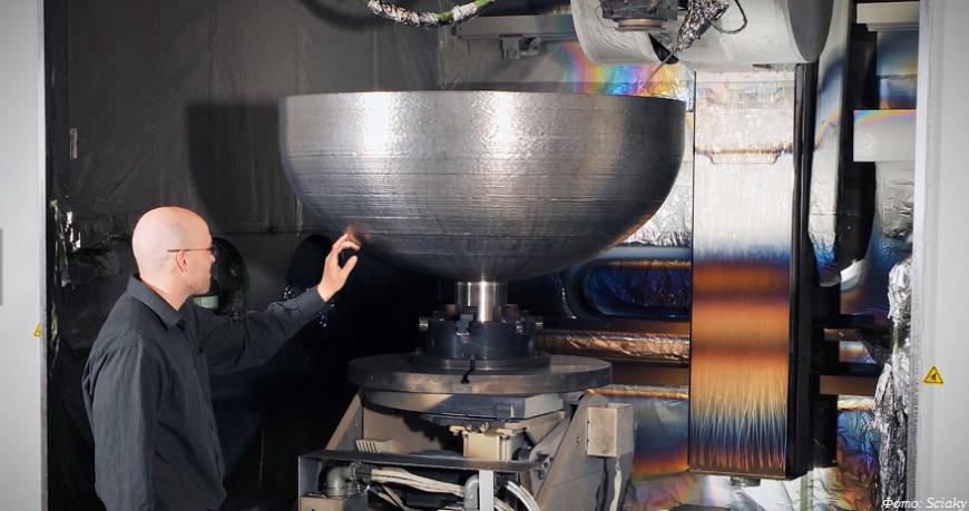 Завершаются работы над российским электронно-лучевым 3D-принтером для печати металлической проволокой