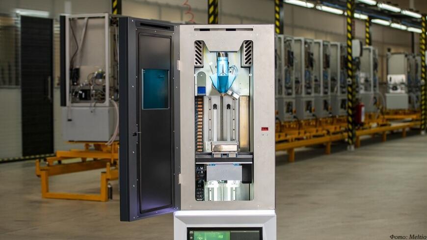 Компания Meltio анонсировала модульную систему для гибридной 3D-печати металлами