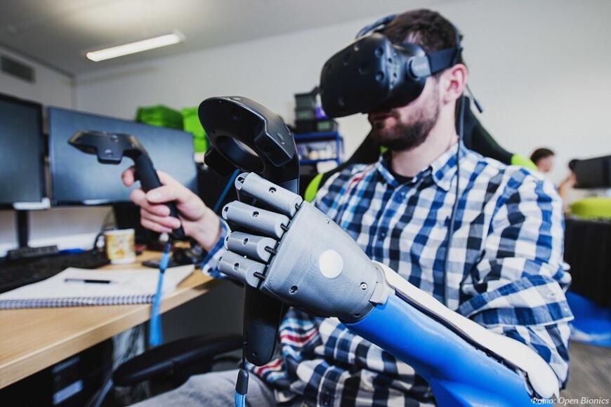 Open Bionics и Konami выпустили 3D-печатный бионический протез в стиле Metal Gear Solid