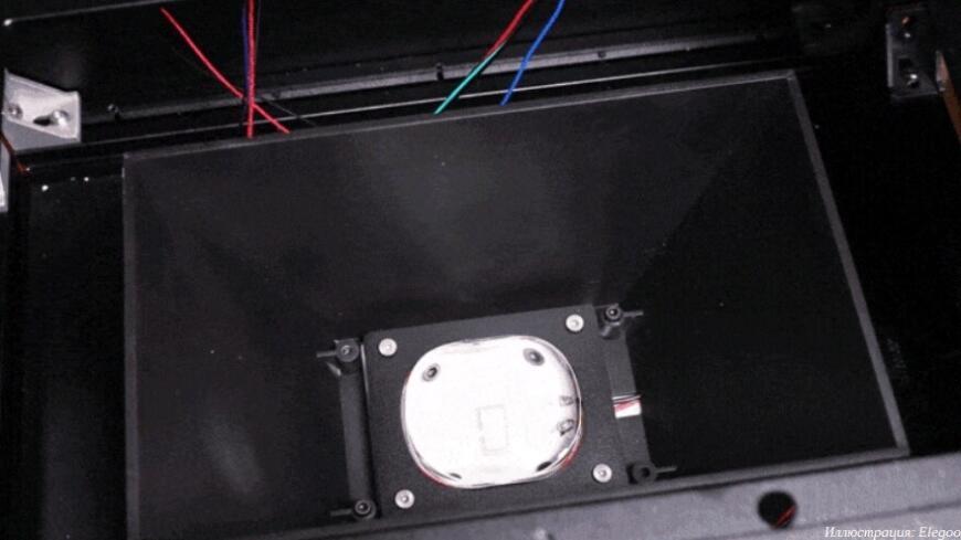 Elegoo предлагает настольный MSLA 3D-принтер с разрешением 6K