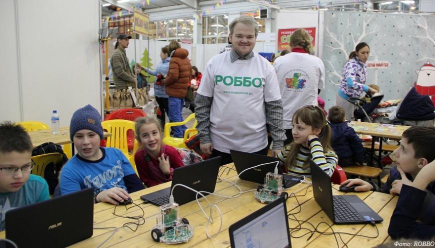 «РОББО Клубы» предлагают онлайн-обучение программированию и робототехнике