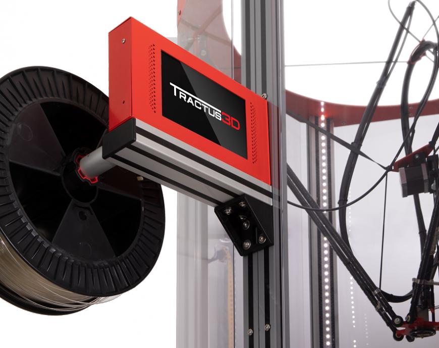 Tractus3D предлагает FDM 3D-принтеры T2000