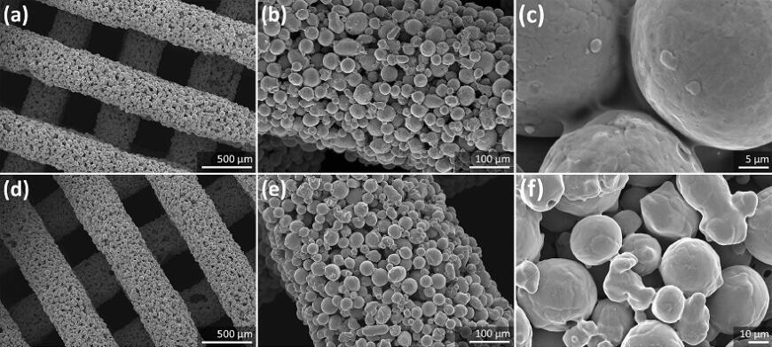 Нидерландские ученые изучили 3D-печать биоразлагаемых имплантатов из пористого железа