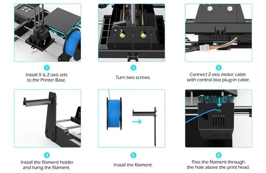 Бюджетный 3D-принтер Selpic Star A выходит на Kickstarter