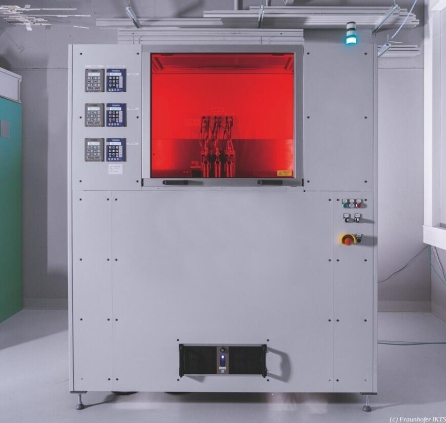 Немецкие ученые разработали аддитивную систему для мультиматериальной 3D-печати металлами и керамикой