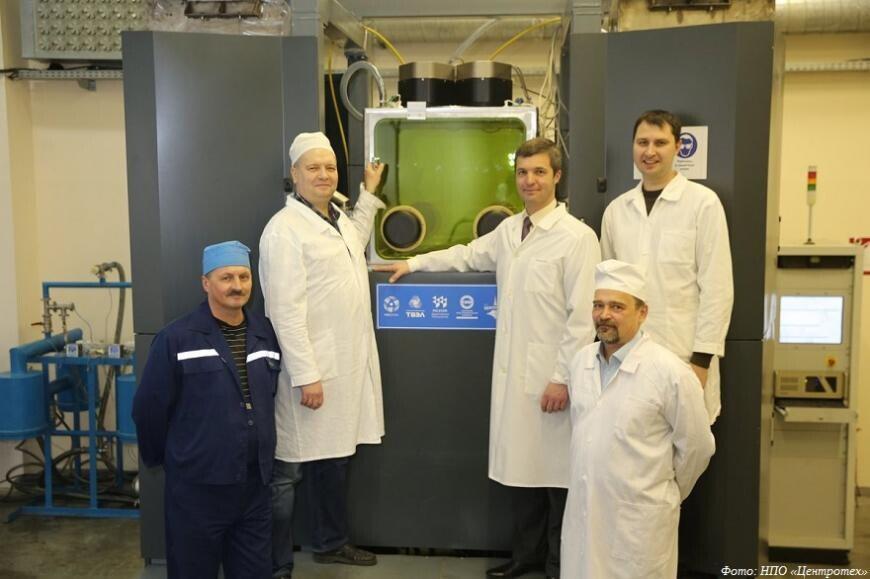 В Новоуральске введена в эксплуатацию установка по производству металлических порошков для 3D-печати