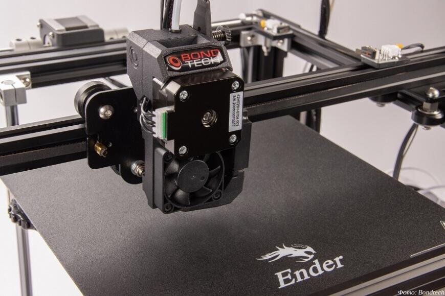 Bondtech и Slice Engineering выпустили апгрейды для установки директ-экструдеров на 3D-принтеры от Creality