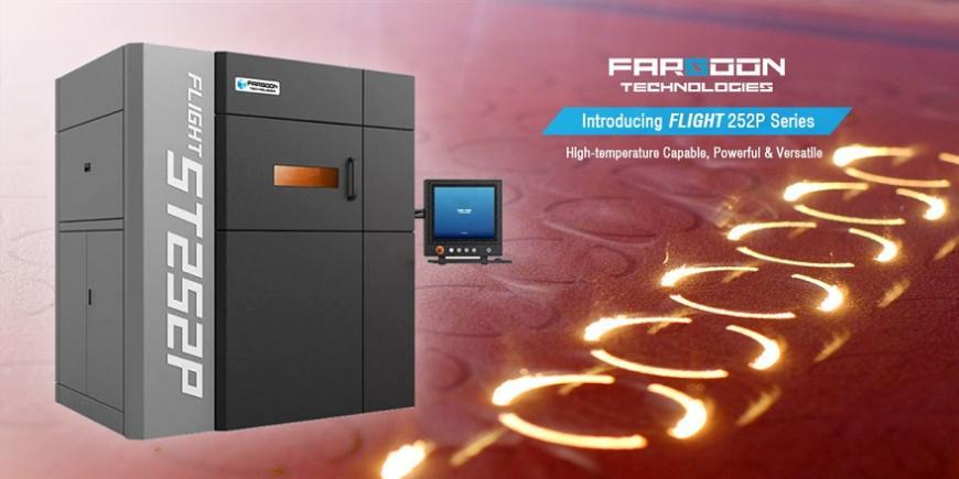 Farsoon предлагает модернизированные SLS 3D-принтеры с волоконными лазерами
