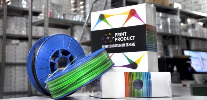 скидка на филаменты от REC 3D, Filamentarno и Print Product