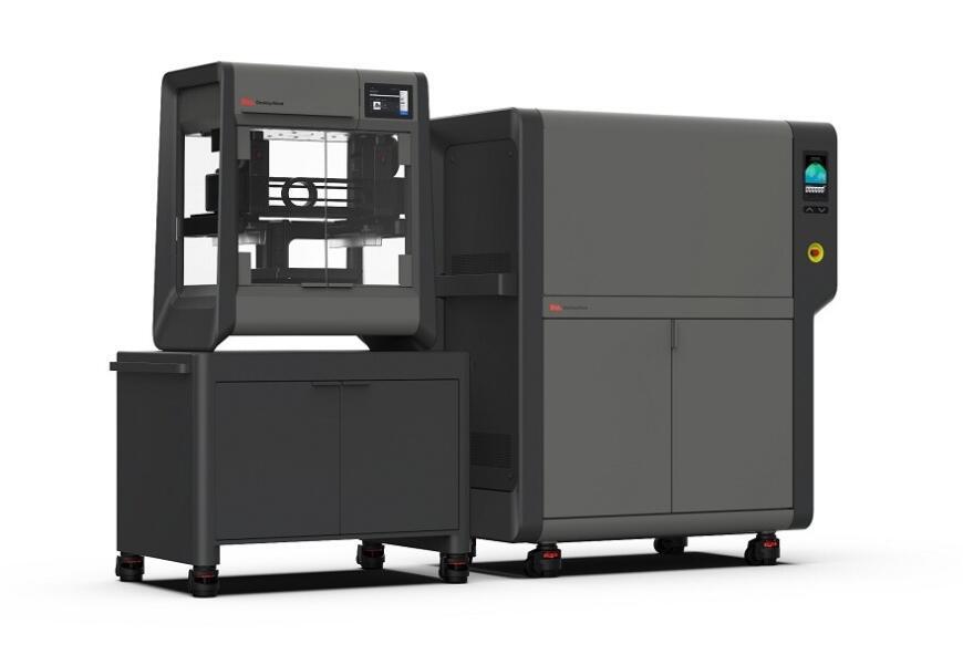 Desktop Metal предлагает модернизированный вариант настольного 3D-принтера «по металлу»