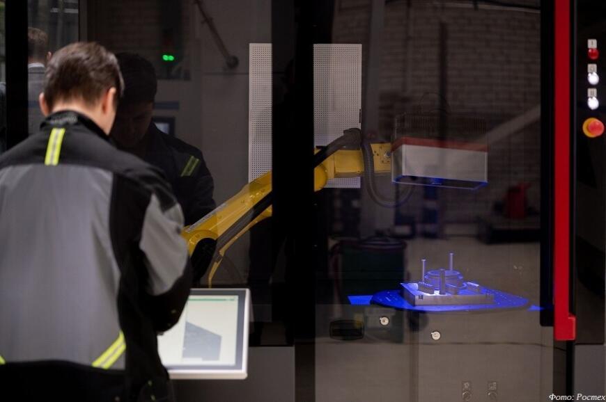 Ростех нарастил мощности по 3D-печати деталей авиадвигателей в три с половиной раза