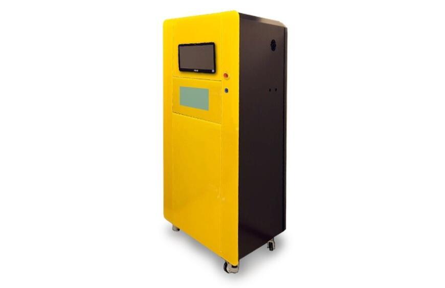 Петербургская компания 3DLAM предлагает доступные 3D-принтеры для печати металлами