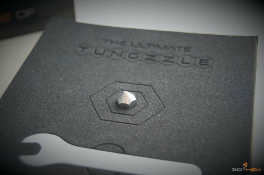 3D Hex принимает заказы на вольфрамовые сопла Tungzzle
