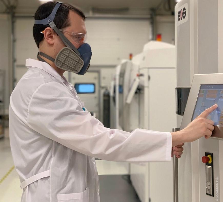 LOGEEKS запустила облачную платформу для анализа и оценки цифровых моделей перед 3D-печатью